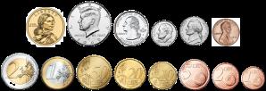 US&Euro_coins
